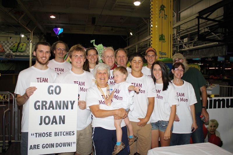 Granny Grand Prix - Arnold's Family Fun Center