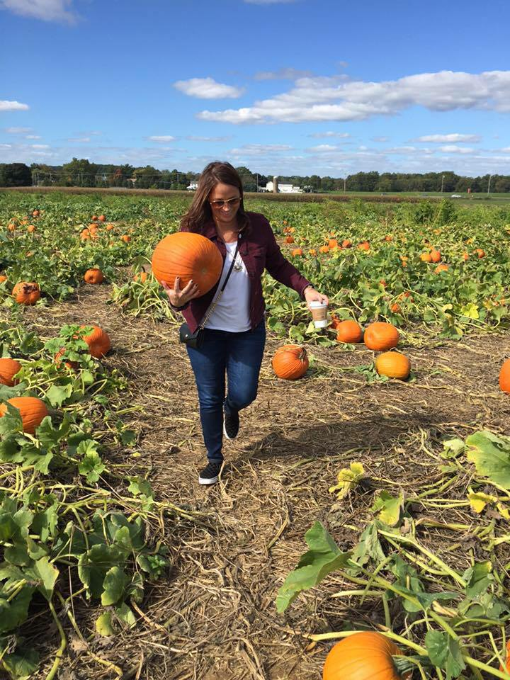 kathy - pumpkins