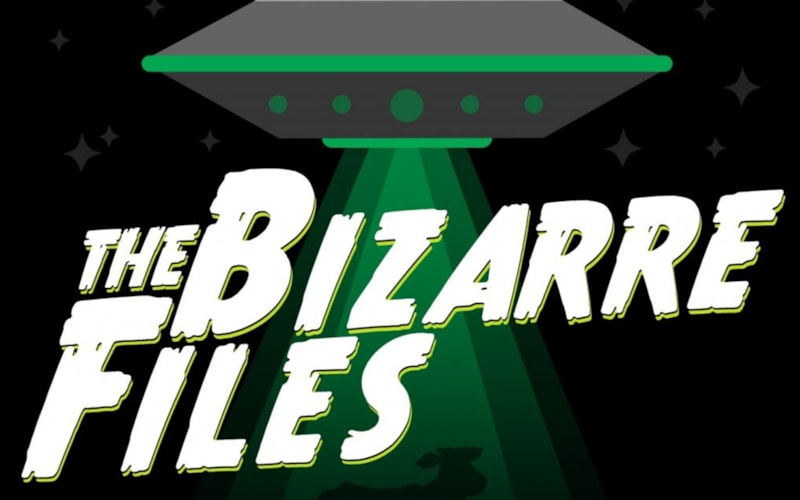 The Bizarre Files Podcast