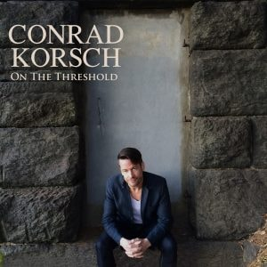 conrad ON THE THRESHOLD Front Cover