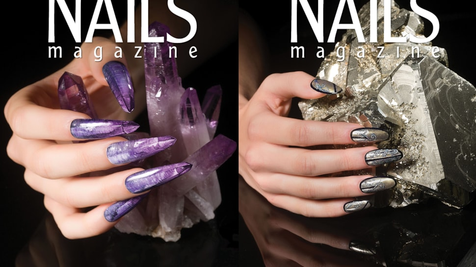 3 Clicks Will Help This College Student Nail A National Nail Art Contest