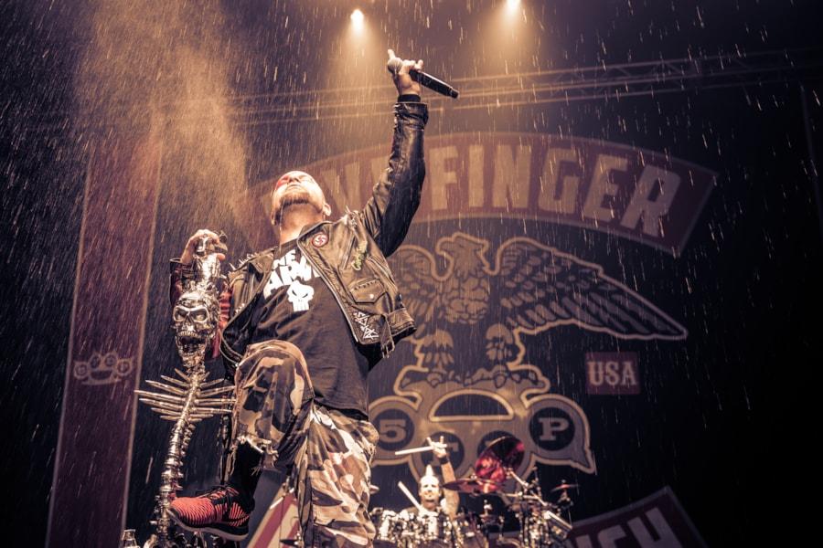 Five Finger Death Punch at Rock Allegiance 2017 - via Anthony Jacobsen