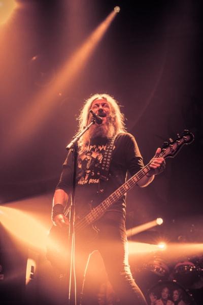 Mastodon at Rock Allegiance 2017 - via Anthony Jacobsen
