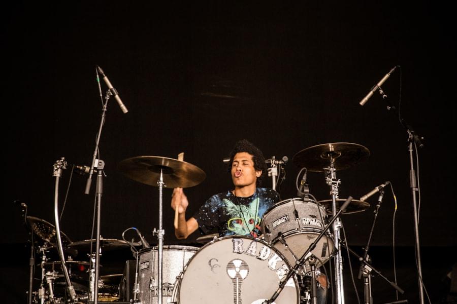Radkey at Rock Allegiance 2017 - via Anthony Jacobsen