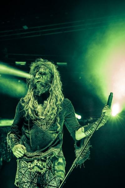 Rob Zombie at Rock Allegiance 2017 - via Anthony Jacobsen