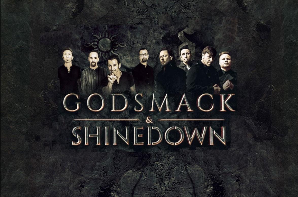 Godsmack Shinedown