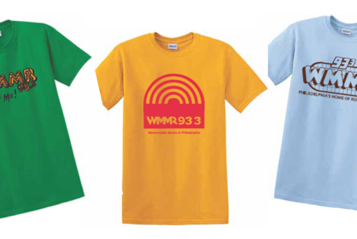 Vintage Logo T Shirts Released For MMRs 50th Birthday