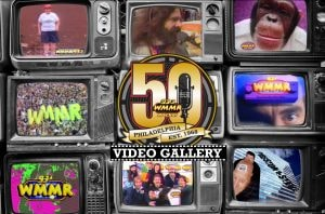 WMMR 50th Birthday Videos