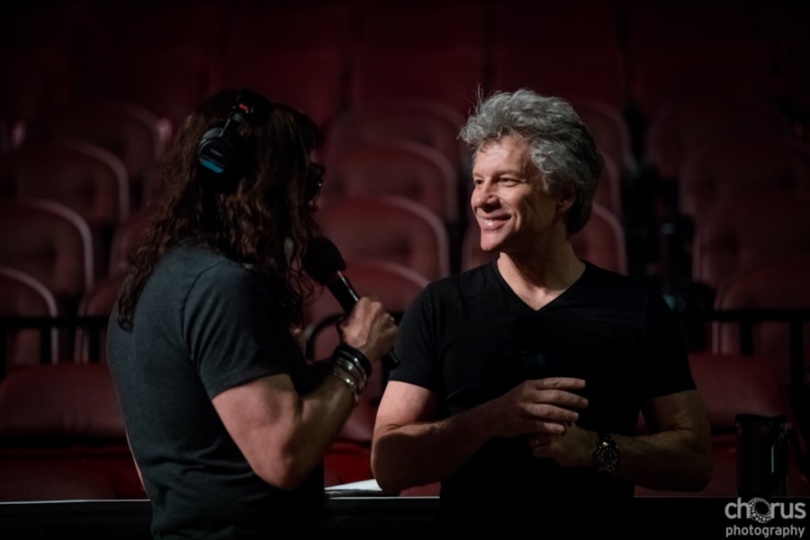 WMMR 50th Birthday Concert: Bon Jovi Thursday, May 3, 2018 at Wells Fargo Center A full blown production of Hall of Fame hits from good friends of MMR; and a band that loves Philly! Part of MMR's 50th Birthday Concert Series running throughout 2018! Congrats to all our winners who won the Bon Jovi Green…