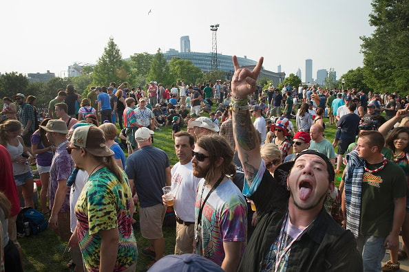 """Three years ago today (July 5) marked the final show of the Grateful Dead's """"Fare Thee Well"""" 50th anniversary celebration where the all band's surviving members performed their final shows together. The three-night stand took place July 3-5 at Soldier Field in Chicago, and considering such a historical event, Deadheads from around the world descended…"""