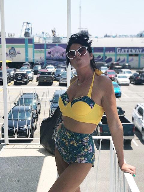 news mary Bikini