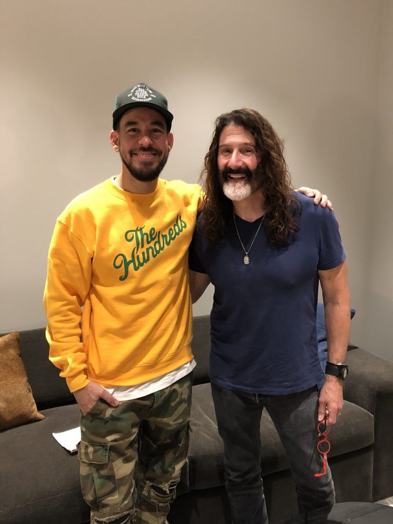 Mike Shinoda Discusses Creativity Healing With Pierre Robert