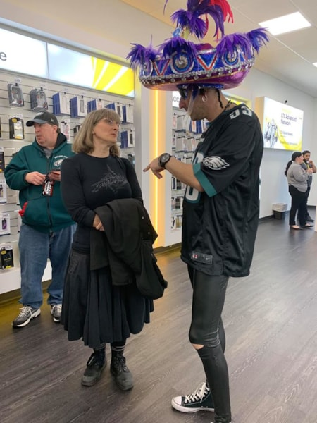 @ the New Arch Telecom Sprint Store this weekend on 5602 Concord Pike, Wilmington DE. Thanks to everyone who came out!