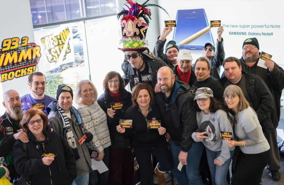 Jacky Bam Bam was out for the Preston & Steve Cardboard Classic 2019 Pre-Party with Sprint in Marlton (300 Route 73 in Marlton, NJ ) on Saturday February 9. Thanks to everyone who came out!