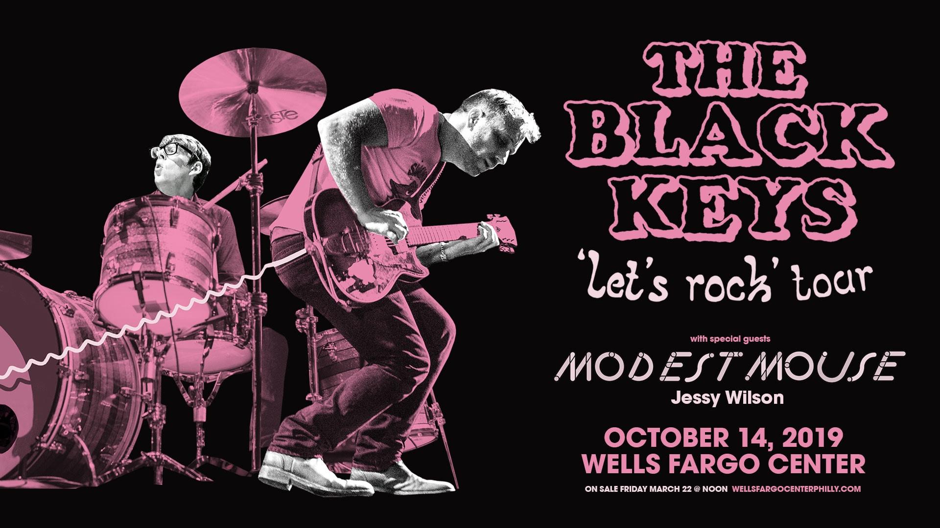 The Black Keys 2019