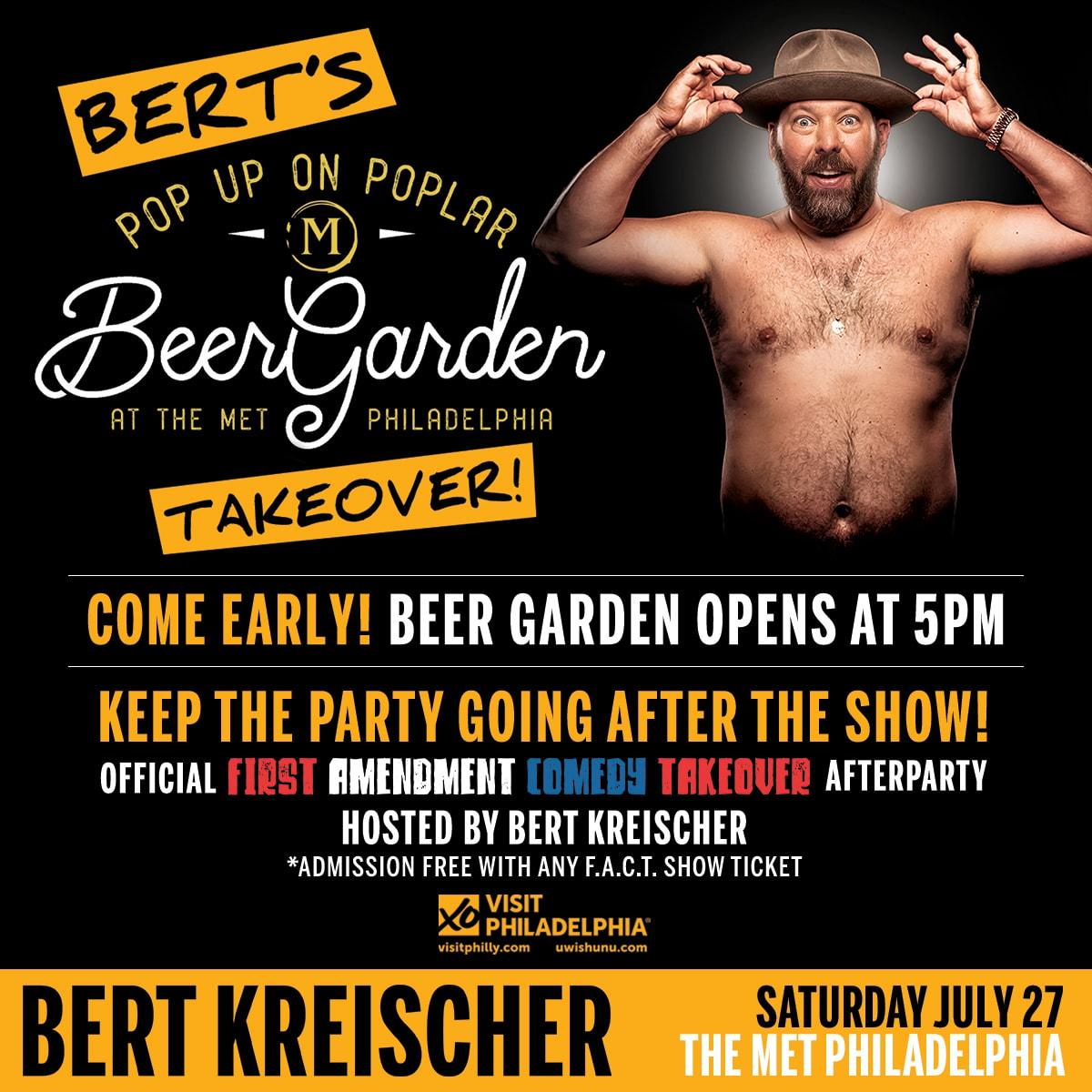 Bert Kreischer After Party