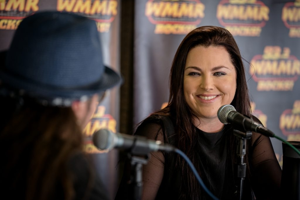 MMRBQ 2019 - Backstage with Amy Lee