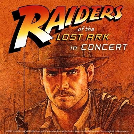 Raiders of the Lost Ark in Concert The Mann