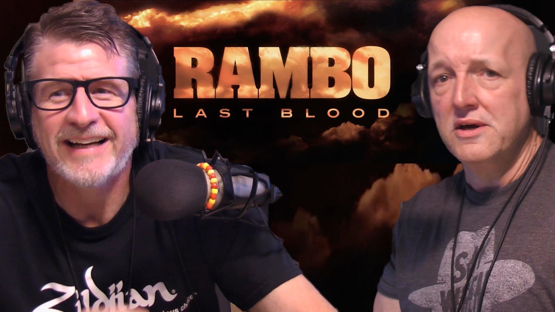 P&S React To The New Rambo Movie
