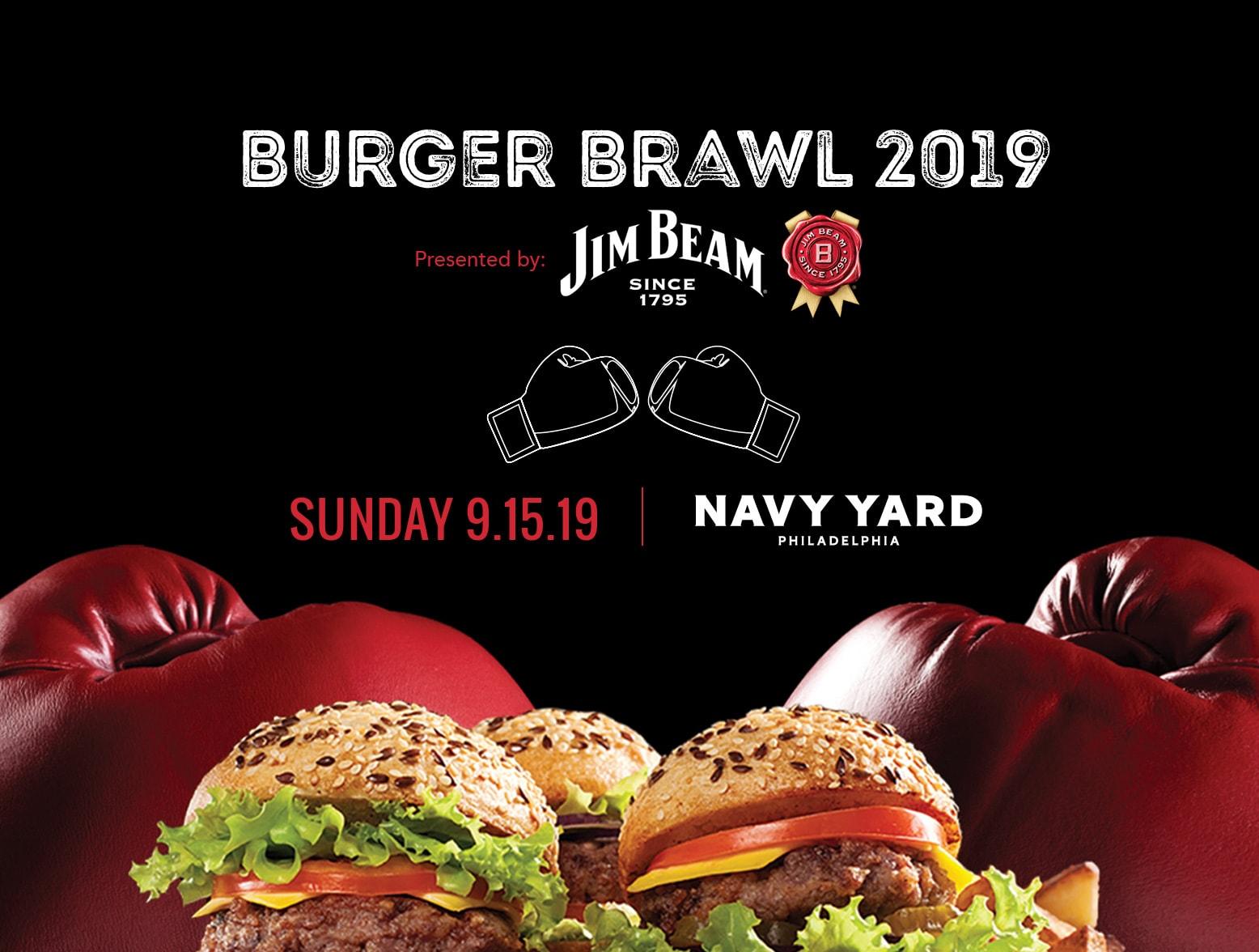 Philly Burger Brawl 2019