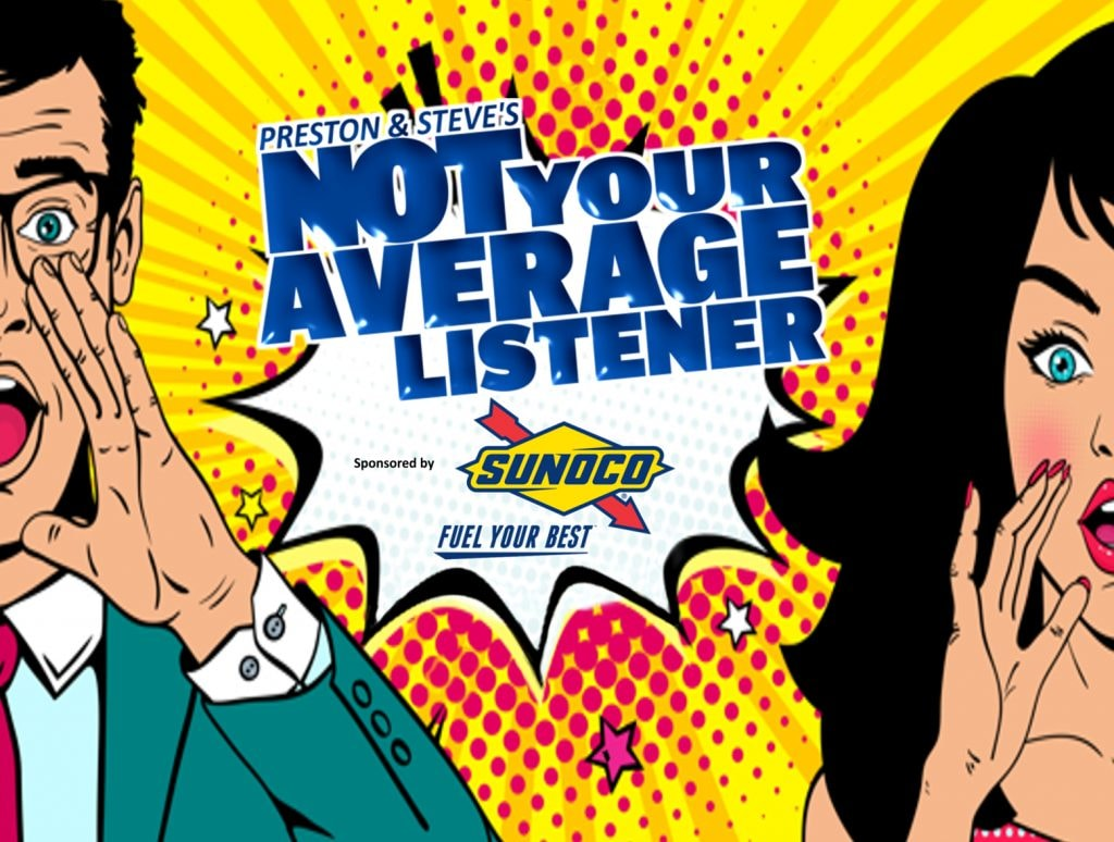 Not Your Average Listener sp by Sunoco