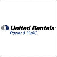 united rentals power and HVAC
