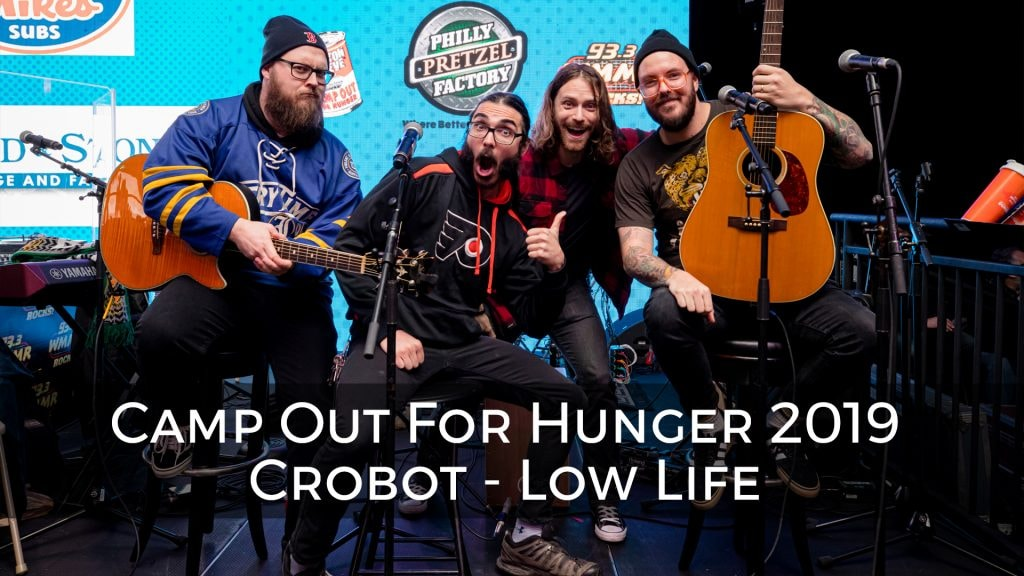 Camp Out 2019 Crobot - Low Life