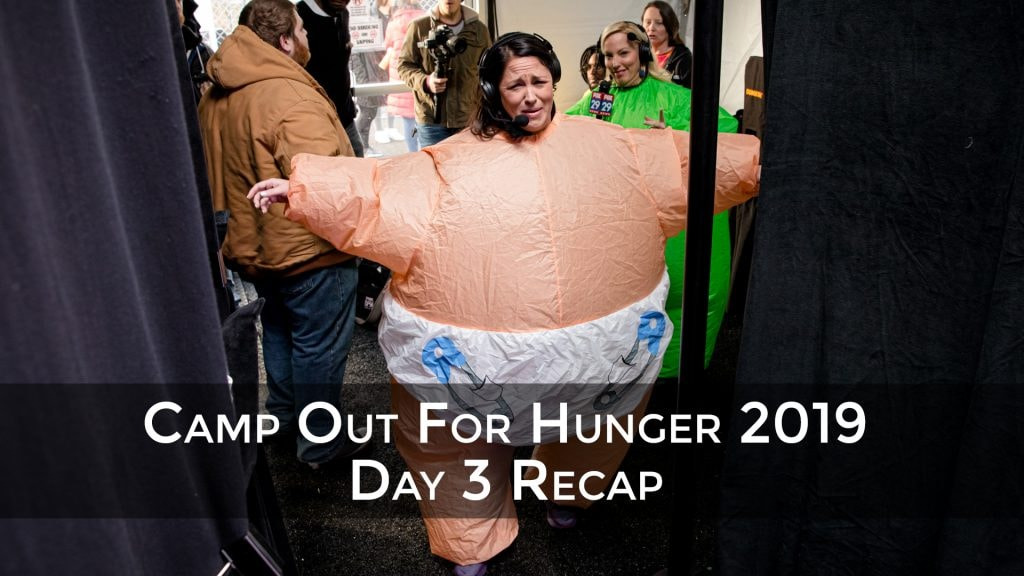 Camp Out 2019 Recap Day 3