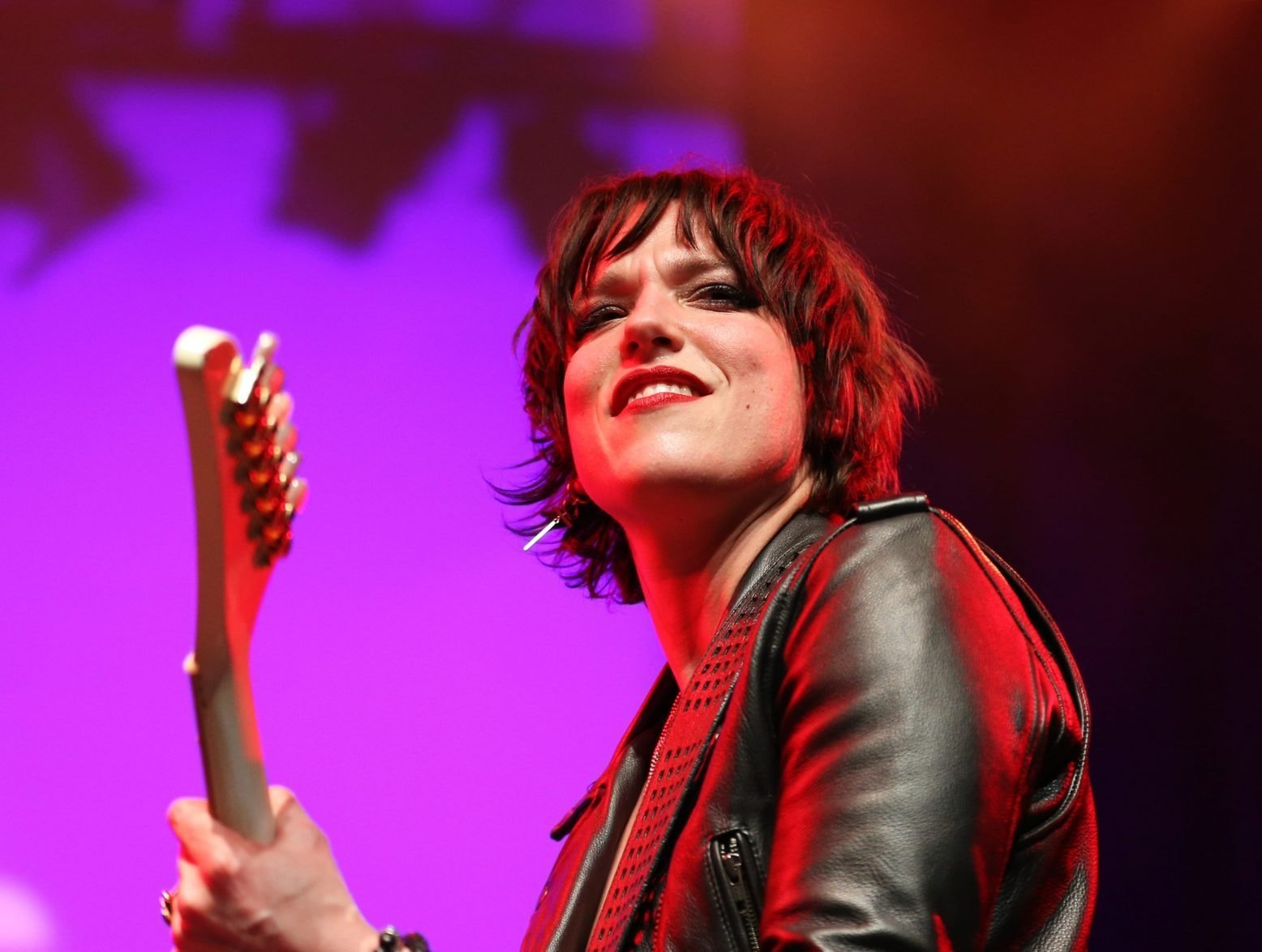 Lzzy Hale on States Reopening, Addresses Criticism She's ...