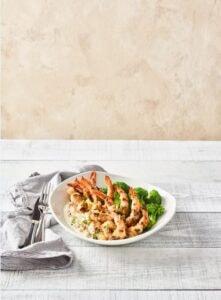 bonefish shrimp graphic