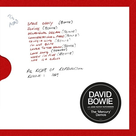 David Bowie: 'The Mercury Demos' Set for Release June 28